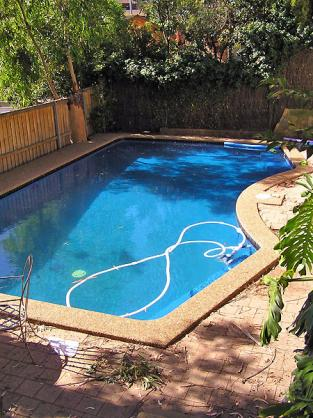 Swimming Pool Designs by Hitchins Technologies