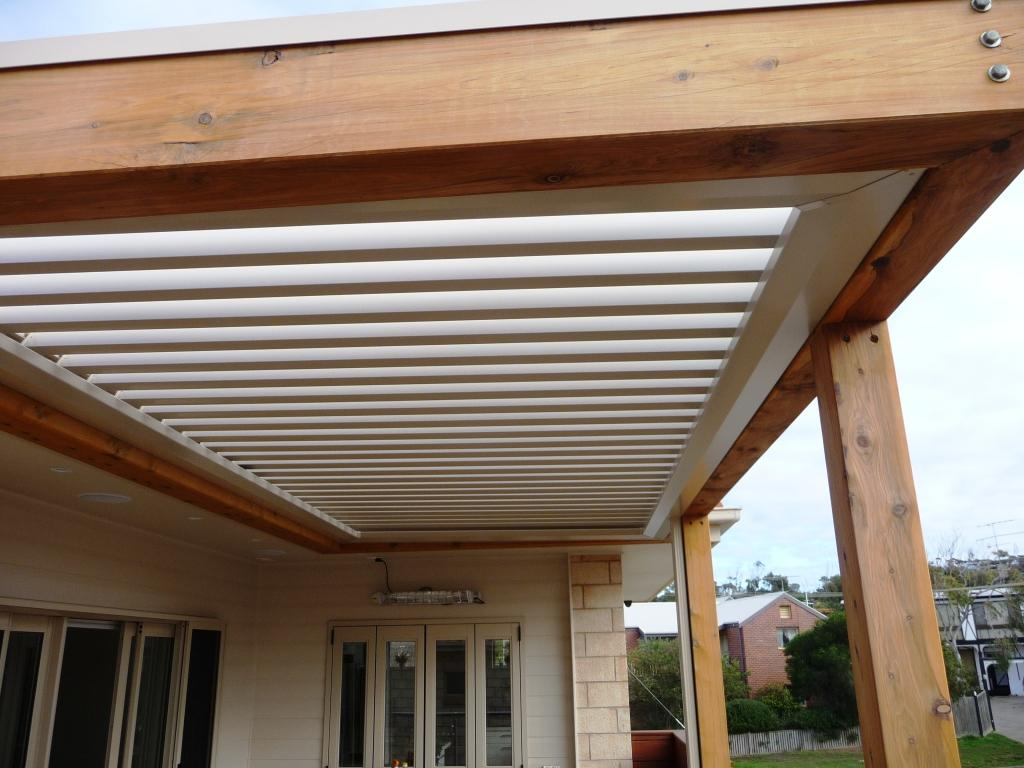 Outdoor Inspiration Pergolas Louvre Roofs Flat All Seasons Patios Australia Hipages