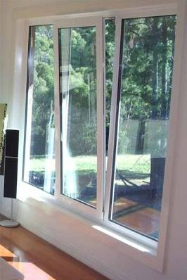 Double Glazed PVC Windows