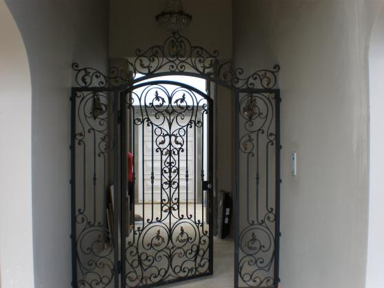 Front Gate Designs by Elegance in Iron. Front Gate Design Ideas   Get Inspired by photos of Front Gates