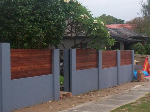Fence Designs by Sydney Design & Landscape Creations