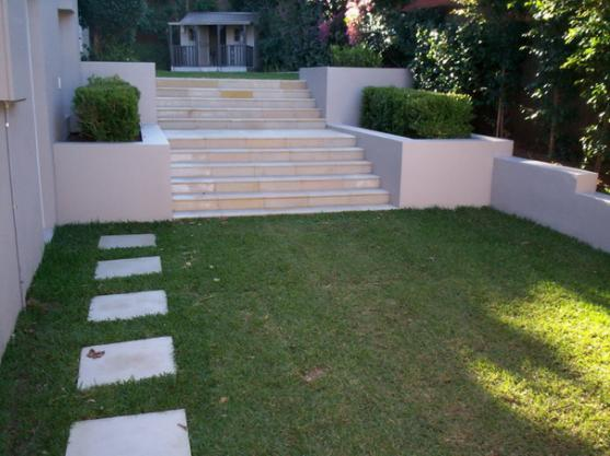 Retaining Wall Design Ideas by Sydney Design & Landscape Creations