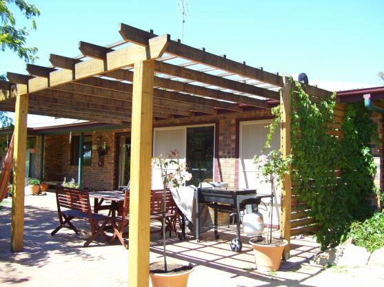 Pergola Ideas by Steve Smith Maintenance Services