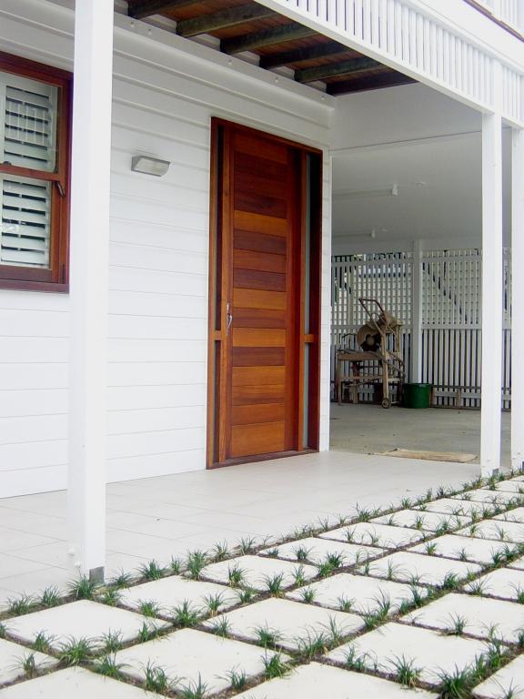 Entrance Designs by Latemore Design