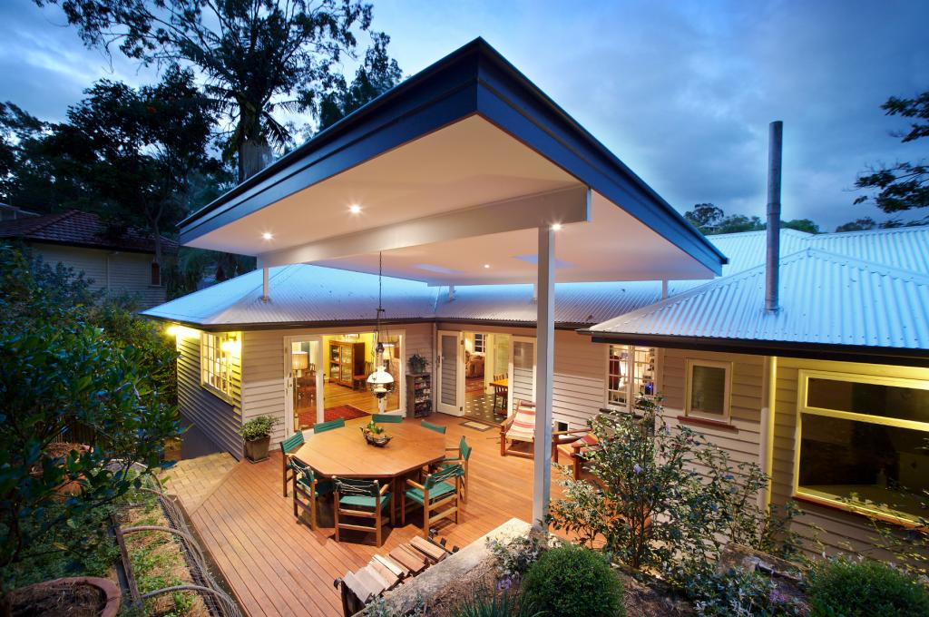 Outdoor Living Ideas by Bretherton Builders
