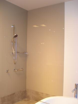 Shower Design Ideas by Solution To Colour