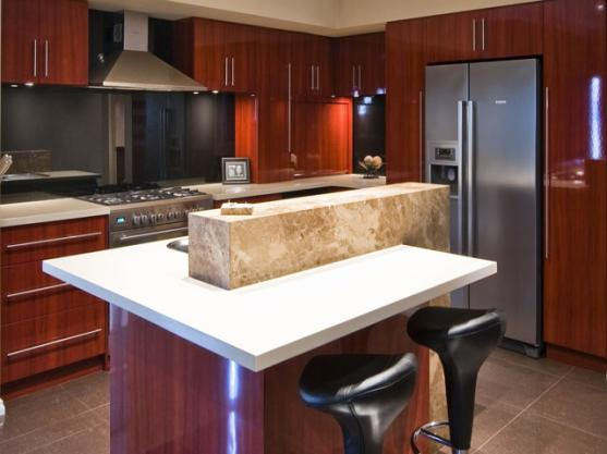 Kitchen Benchtop Ideas by Revamp Colour & decor
