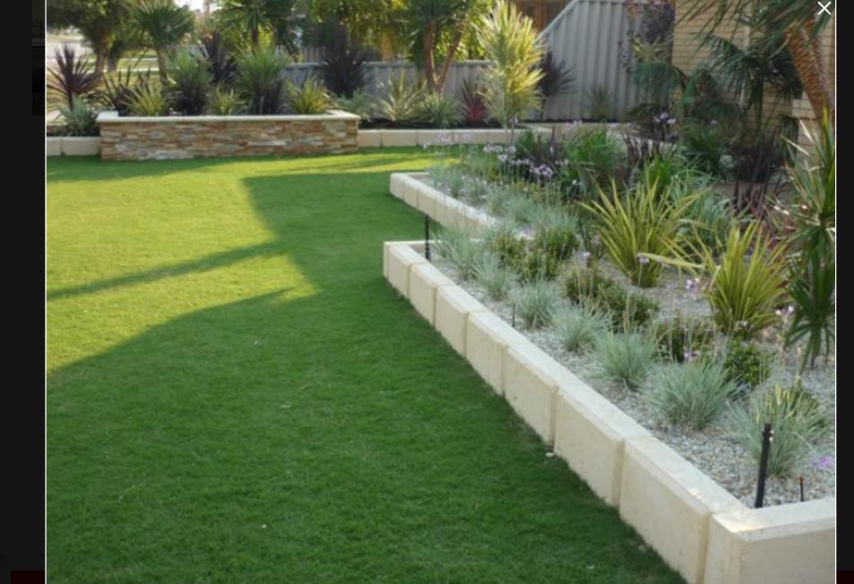 Backyard garden designs in australia pdf for Australian garden designs pictures
