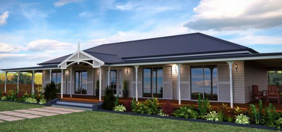 House Exterior Design by Sheds N Homes Sydney City & West