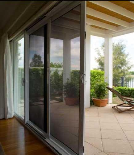 Security screen doors custom made security screen doors for Flyscreens for french doors
