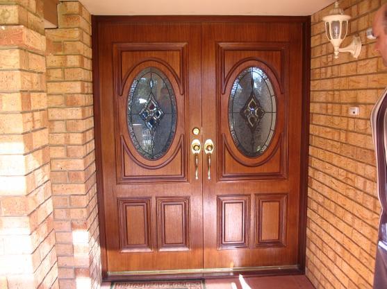 Front Door Designs by Joondalup Doors & Maintenance