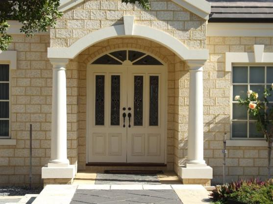 Entrance Designs by Joondalup Doors & Maintenance