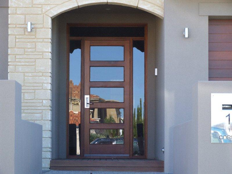 Entrance Designs by Joondalup Doors & Maintenance