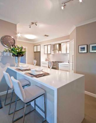 Kitchen Island Design Ideas by Colour Solutions by Lynn