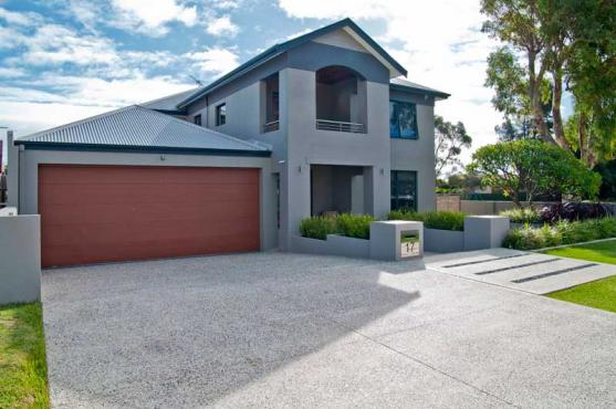 Driveway Designs by Colour Solutions by Lynn