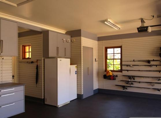 Garage Storage Solutions by The Garage Organisers