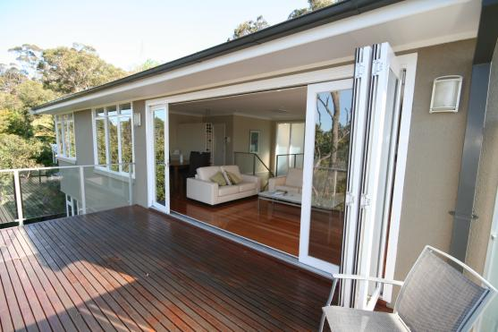 Bifold Door Designs by iD Abode : concertina doors perth - pezcame.com