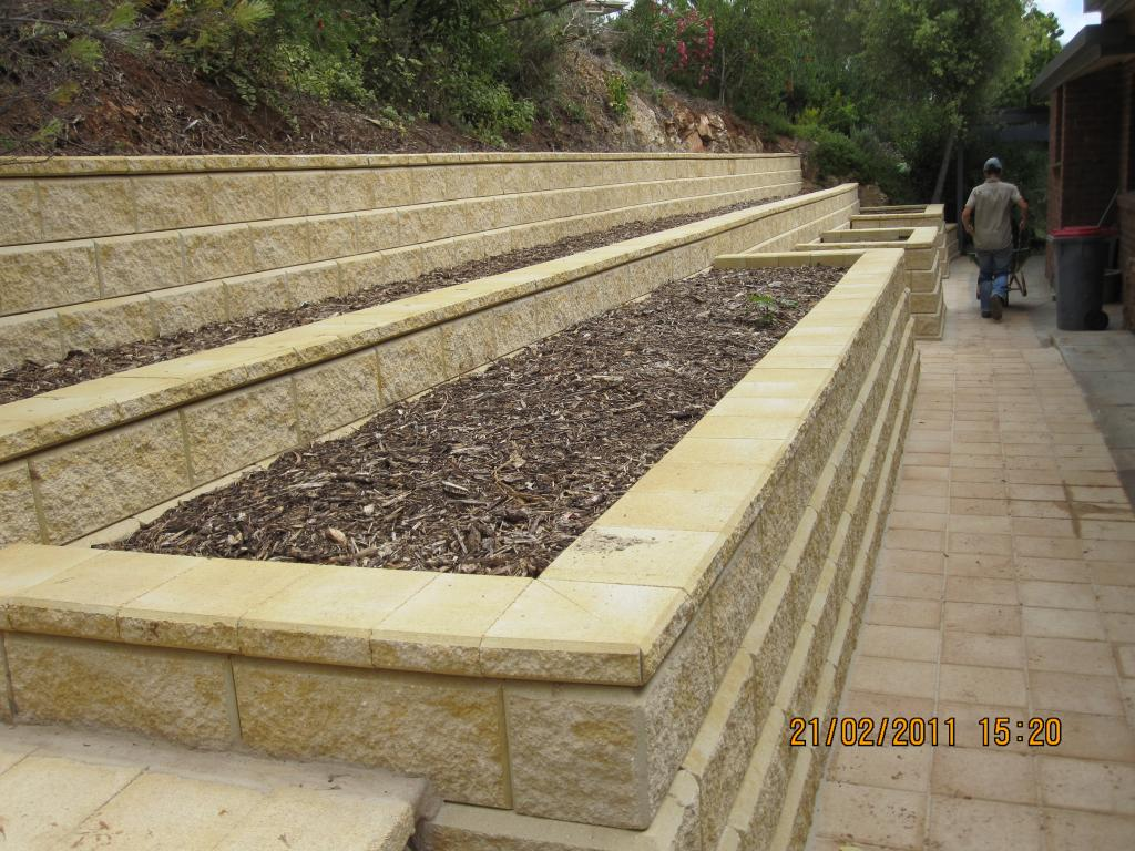 Gallery Retaining Walls