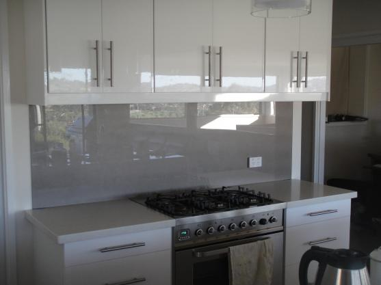 Kitchen Splashback Ideas by National Capital Glass Pty Ltd