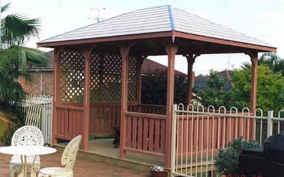 Gazebo Design Ideas by The Australian Summerhouse Company