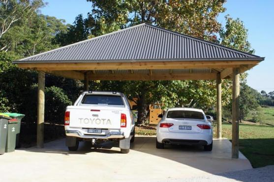 Carport Design Ideas By The Australian Summerhouse Company