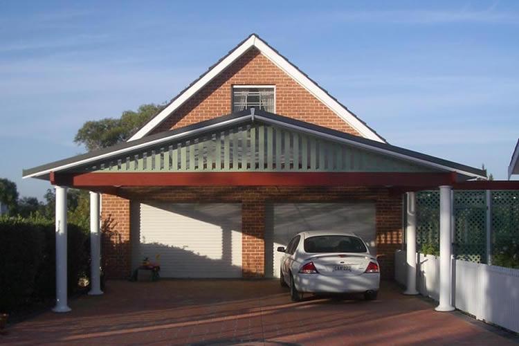 Garage Design Ideas by The Australian Summerhouse Company