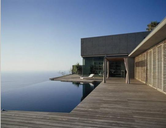 Infinity Pool Design Ideas by Nu-Architects