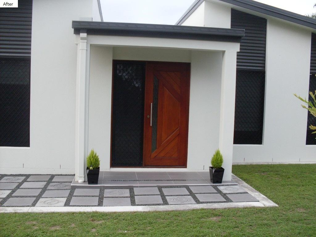 Entrance Designs by Simplistic Solutions