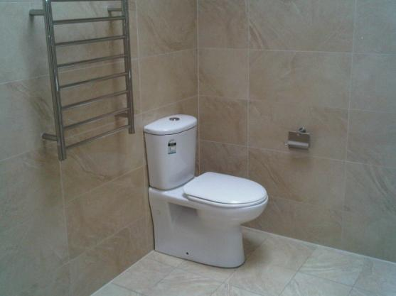 Toilet Ideas by DAVINE BATHROOMS PTY. LIMITED