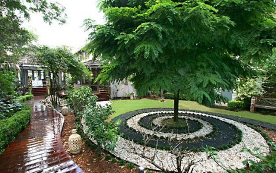 Country Garden Design Ideas Australia photo of a country garden