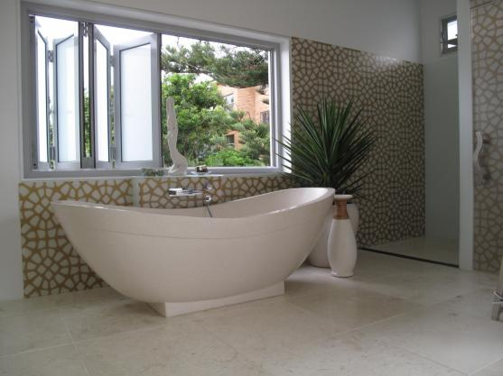 Freestanding Bath Design Ideas by Behagg Constructions Pty Ltd