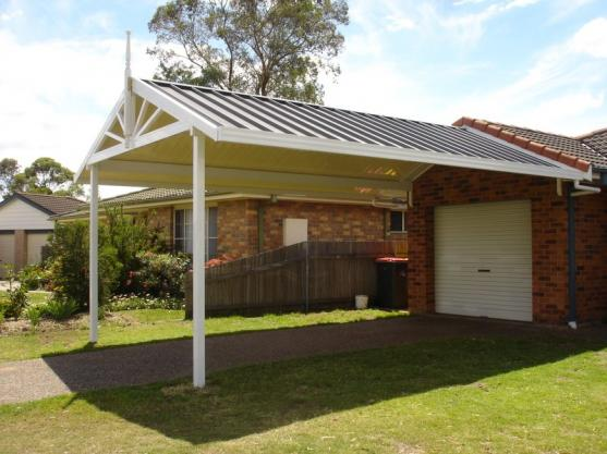 carport design ideas get inspired by photos of carports everyday solutions garage is built up instead of out