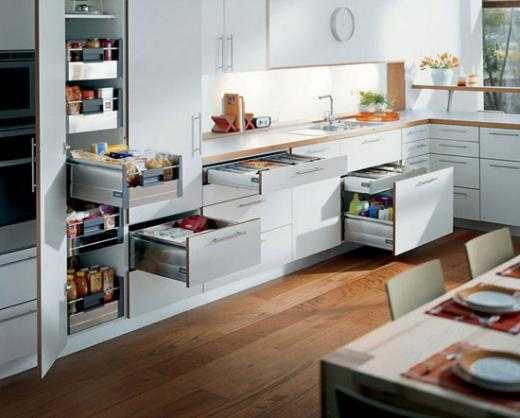 Kitchen design ideas by blum australia for Kitchen ideas australia