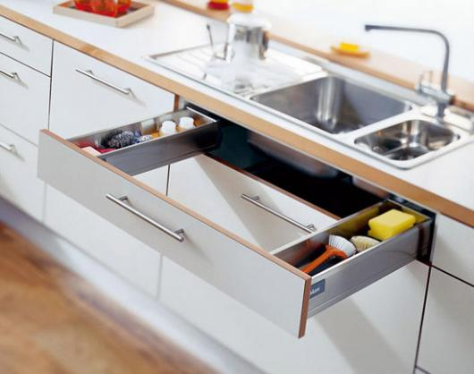 Elegant Kitchen Drawer Design Ideas By Blum Australia Part 5