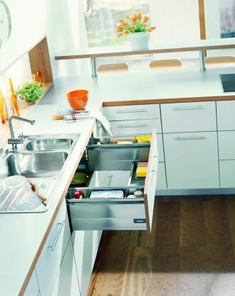 Kitchen Design Ideas by Blum Australia