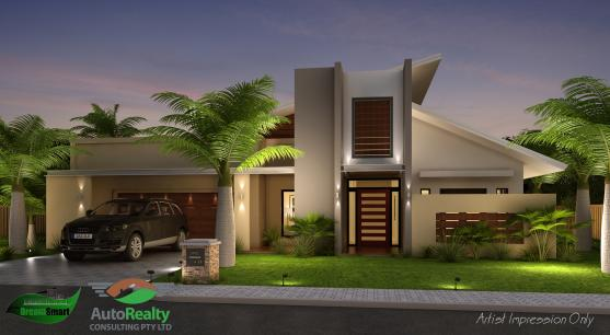 House Exterior Design by AutoRealty Consulting P/L