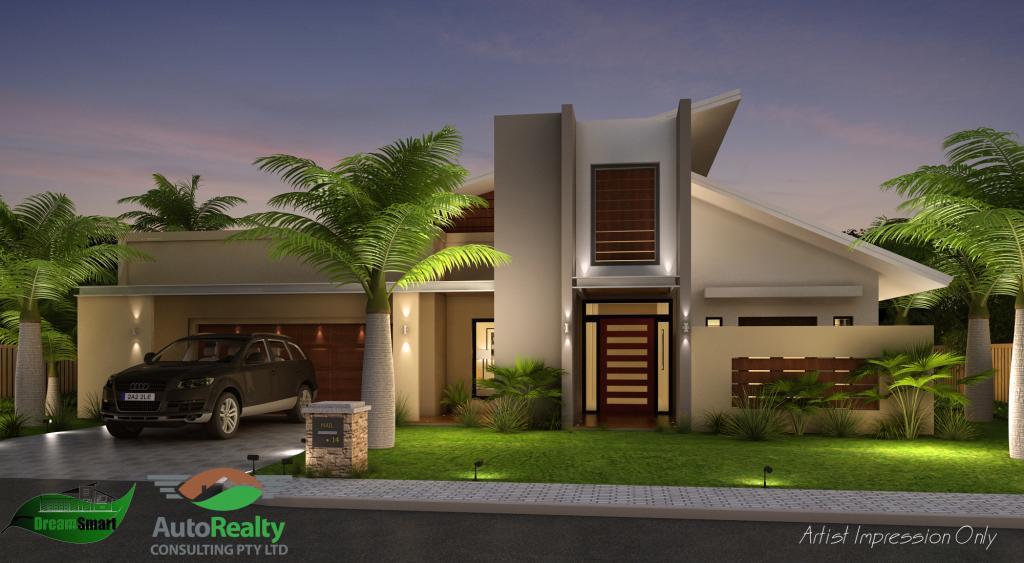 Style Ideas   Exteriors   Home Designs   Single Storey   Brad Nation  Hotondo Homes   Australia | Hipages.com.au