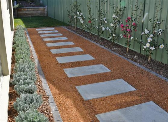 Garden Path Design Ideas By Dimension Gardenscape