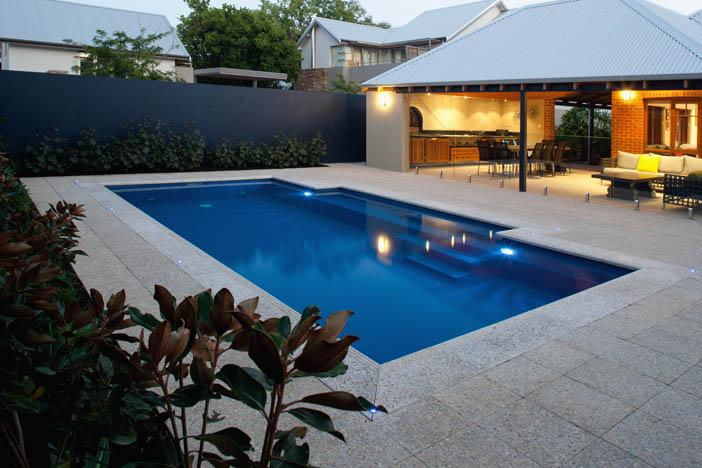 swimming pool coping example