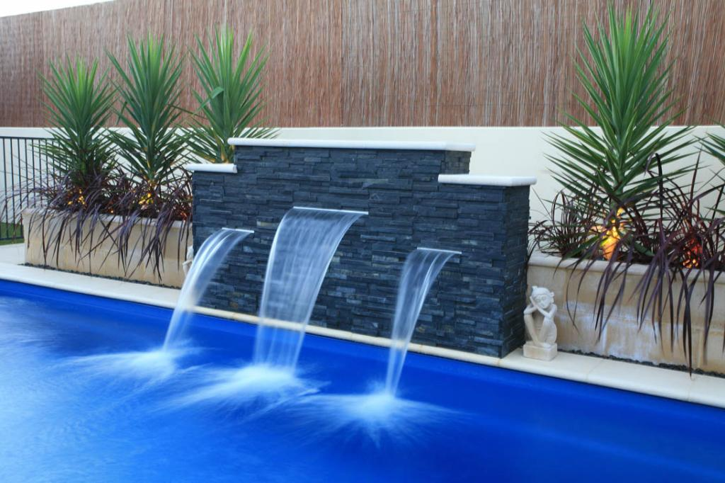 Pools inspiration leisure pools australia for Pool design inspiration
