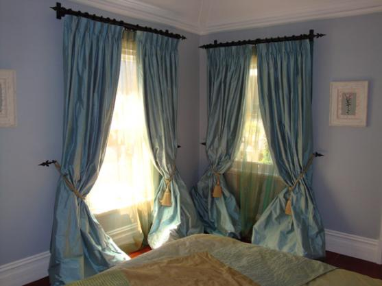 Curtain Ideas by Althea Decor