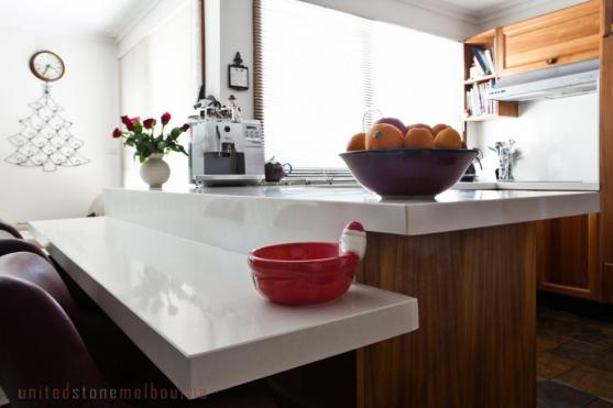 Kitchen Benchtop Ideas by United Stone Melbourne