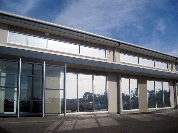 Our Work - Commercial Window Tinting