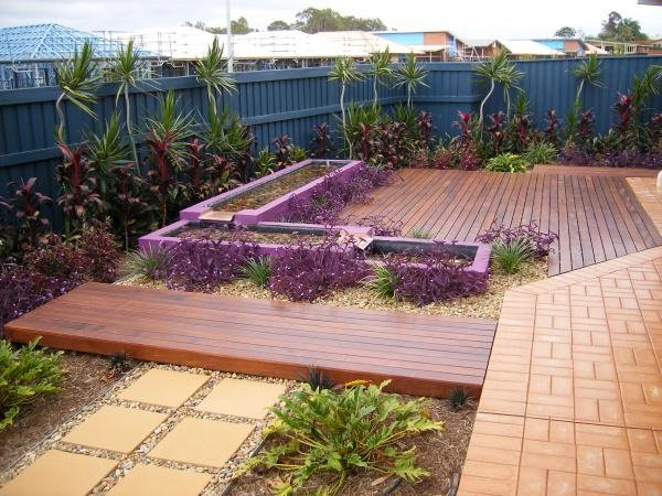 Gardens Inspiration FormBoss Metal Garden Edging Australia