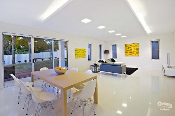 Lighting Design by Iron Hand Constructions