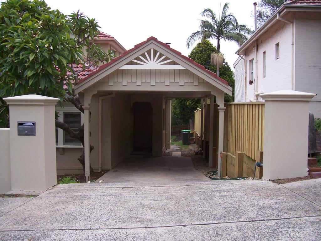 Carports inspiration aboutspace australia for Carport flooring ideas