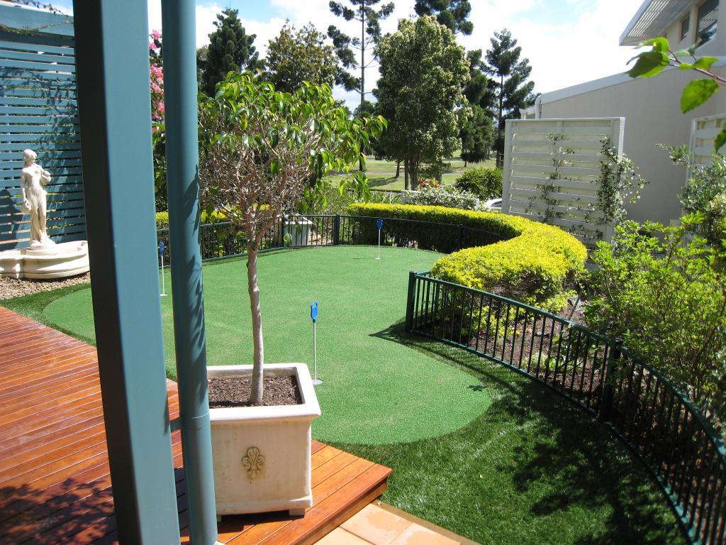 Gardens Inspiration All Seasons Synthetic Turf