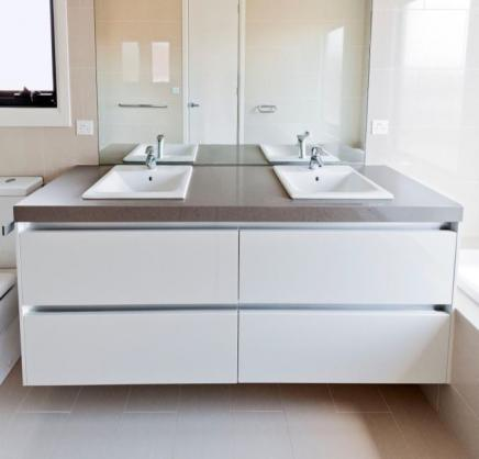 Bathroom vanitie design ideas get inspired by photos of for Bathroom designs qld