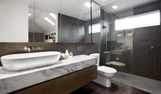 Bathroom Design Ideas by Chamberlain Javens Architects