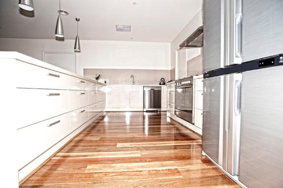 Timber Flooring Ideas by New Look Kitchens